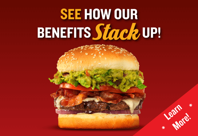 Red Robin Benefits