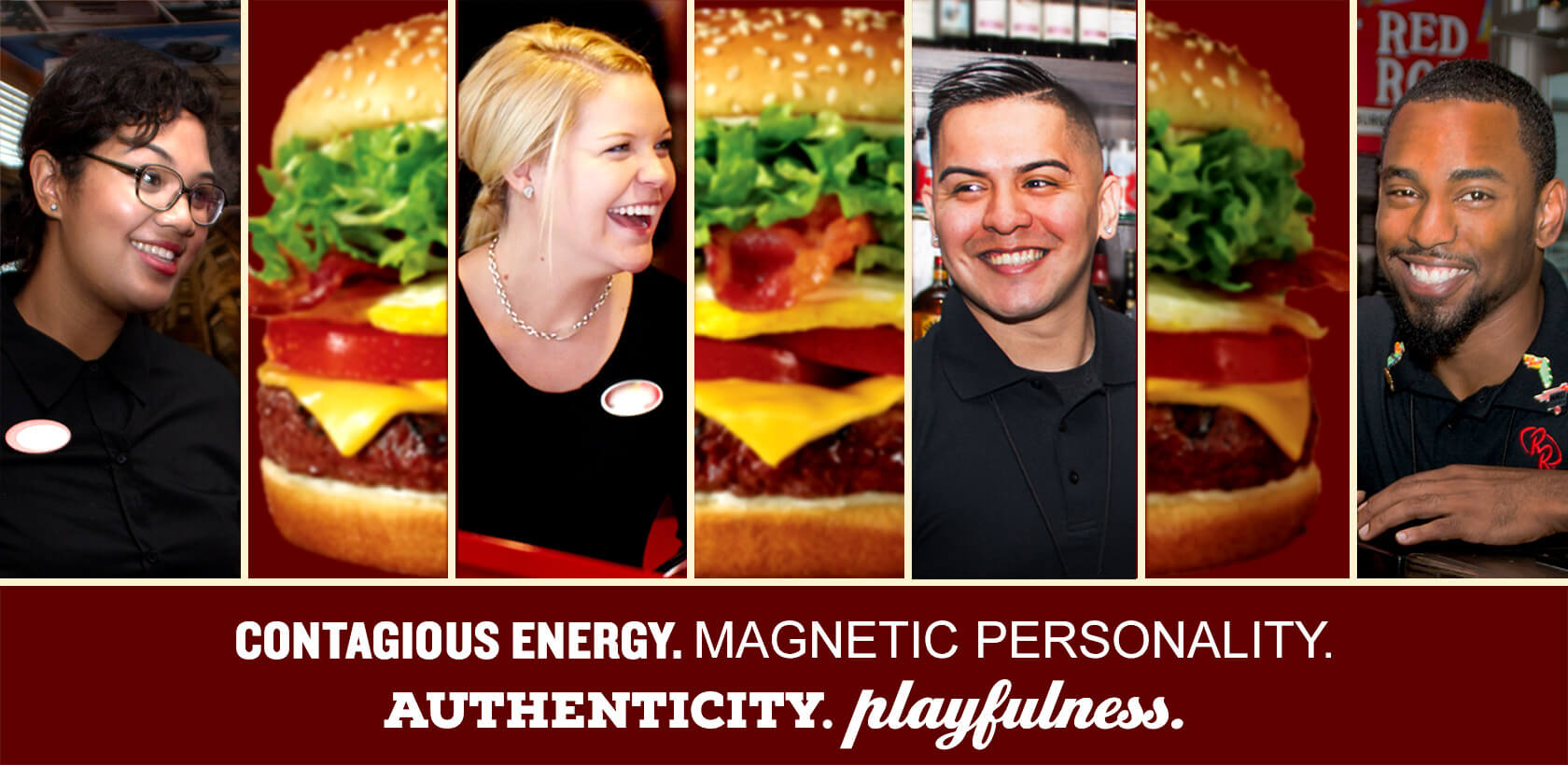 Contagious Energy, Magnetic Personality, Authenticity, Playfulness