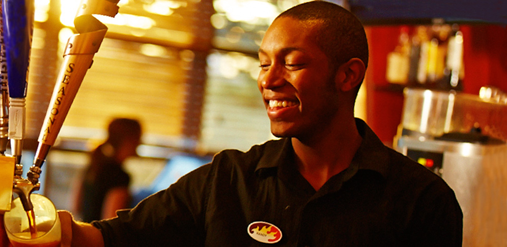 Photo of Red Robin Bartender